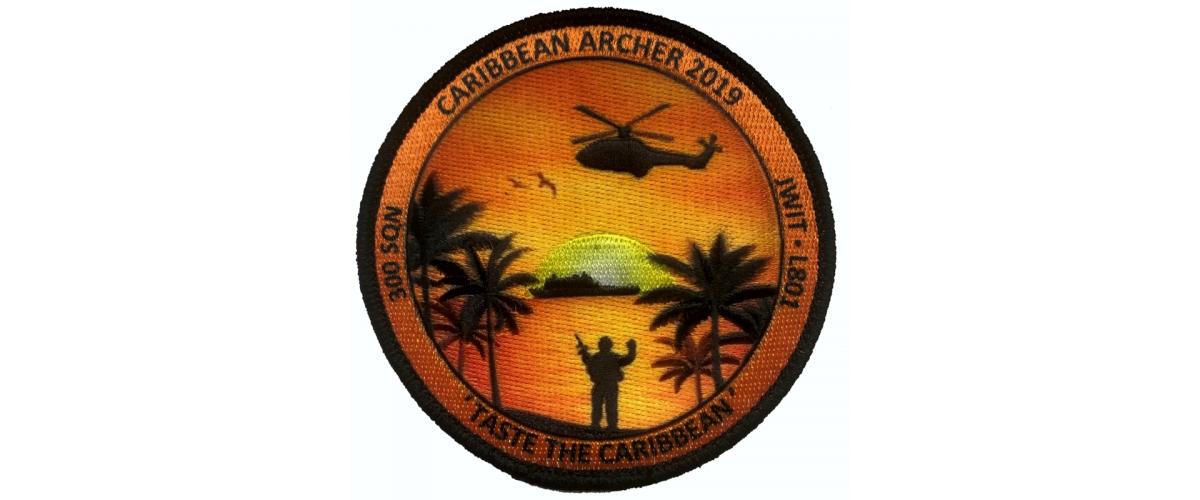 Caribbean Archer 2019 Patch