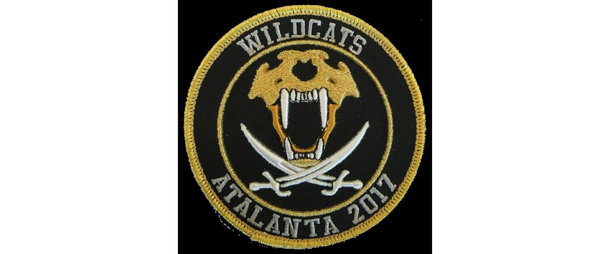 Patch Atalanta 2017