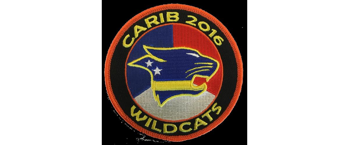 Patch Carib 2016 Color